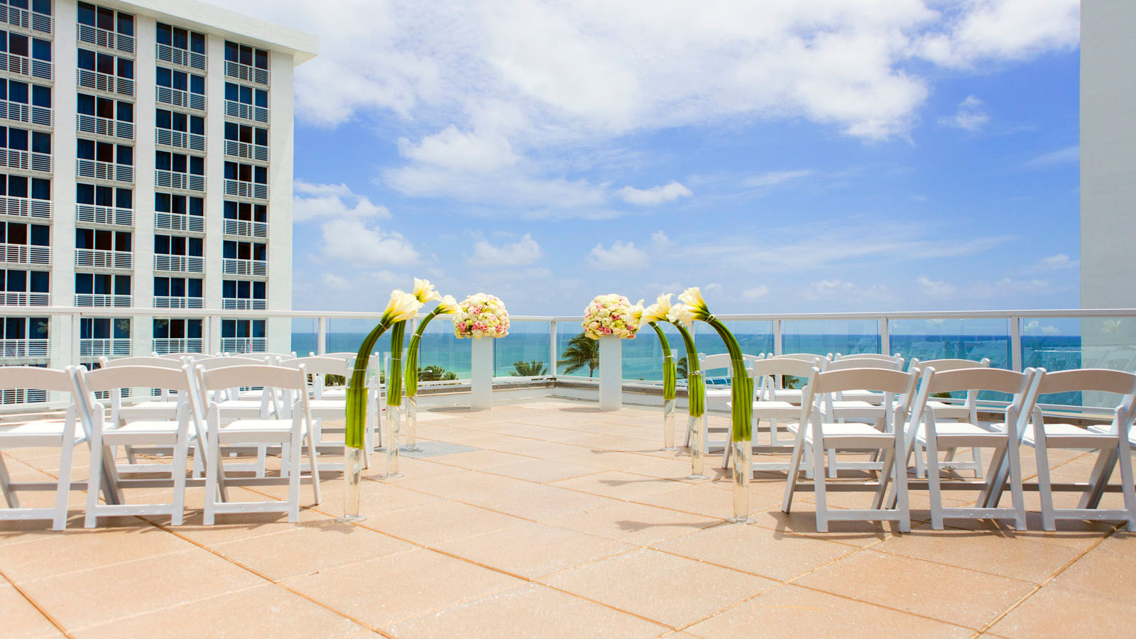 fort lauderdale wedding venues | the westin fort lauderdale beach