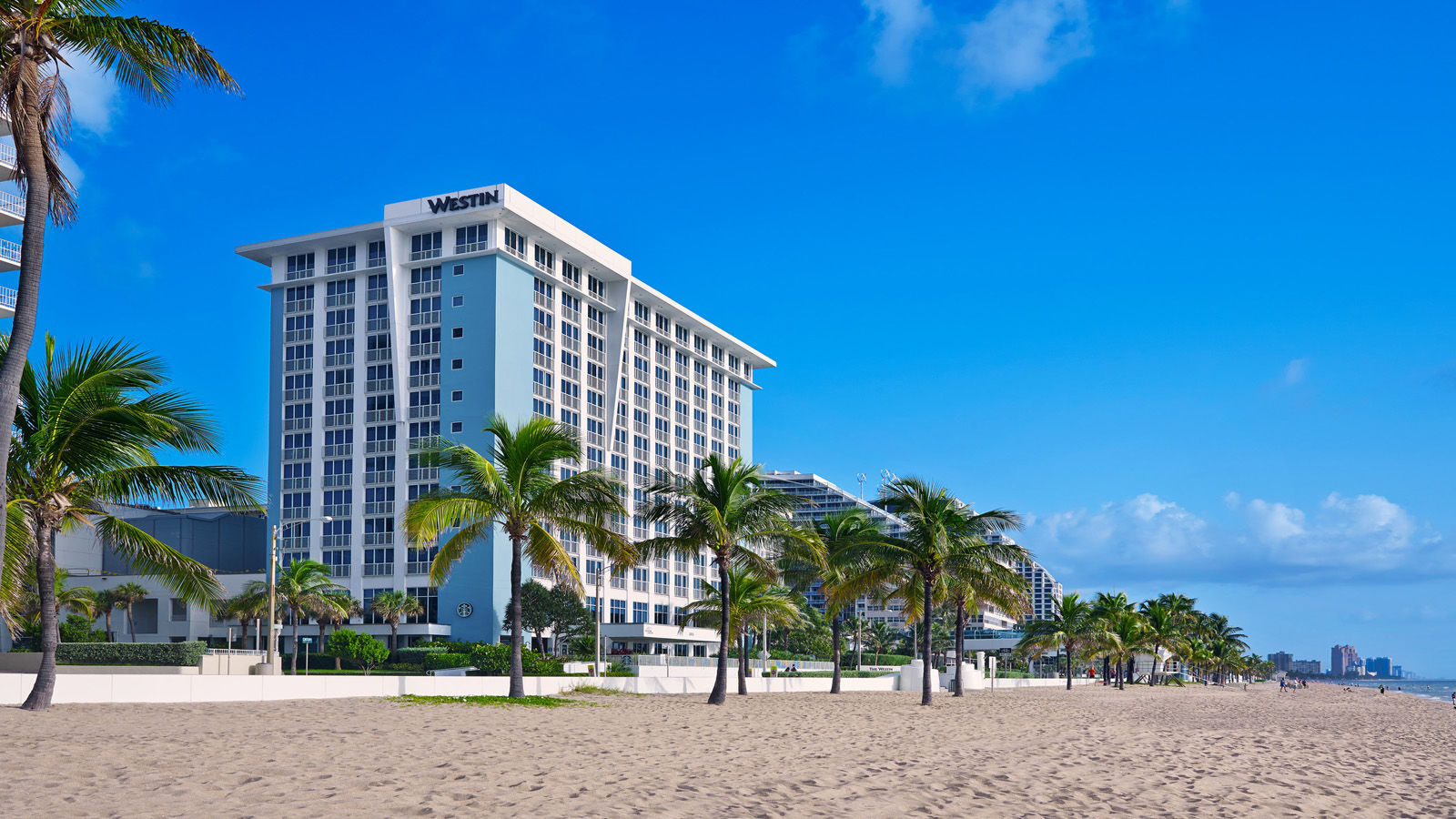 The Westin Fort Lauderdale Beach Resort - Exterior