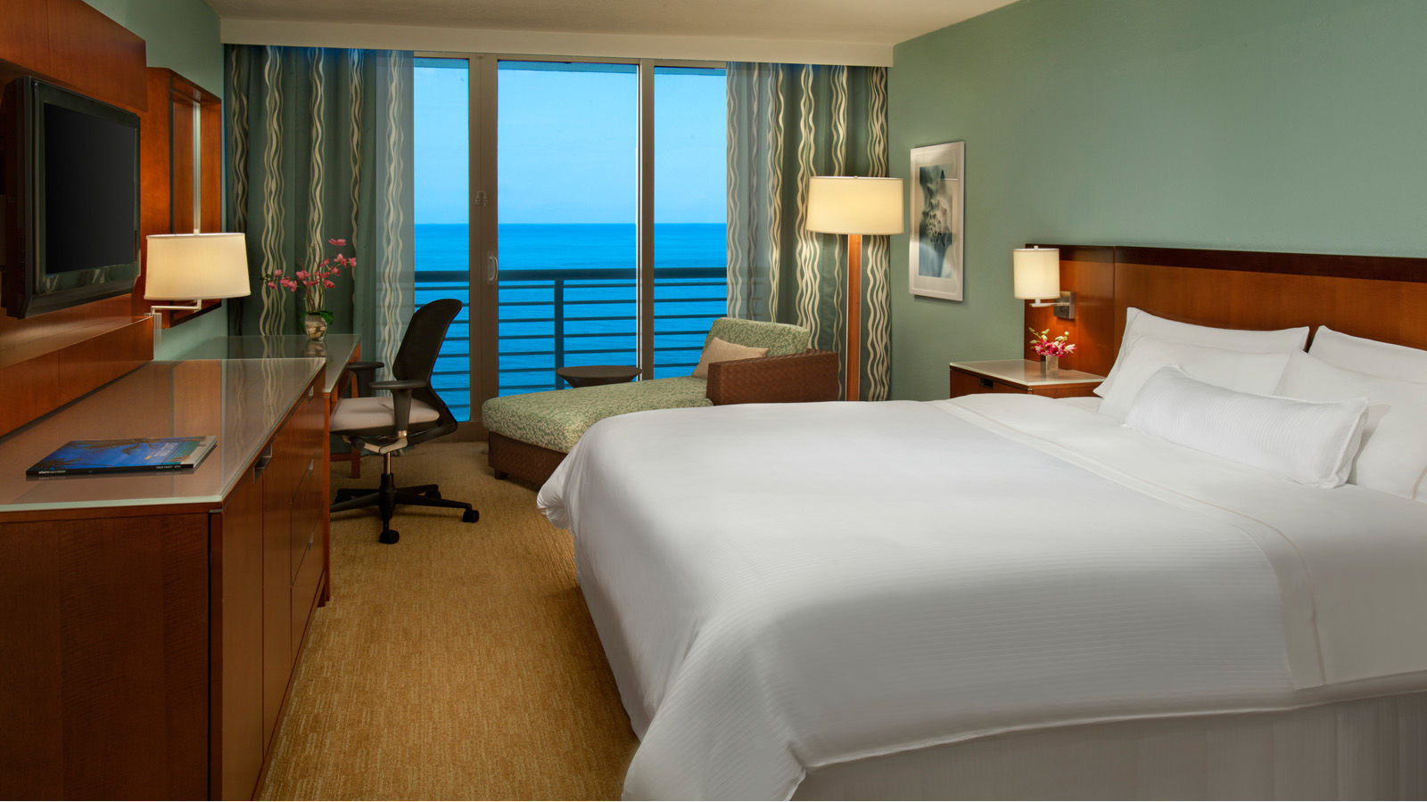 The Westin Fort Lauderdale Beach Resort - Oceanfront King Guest Room