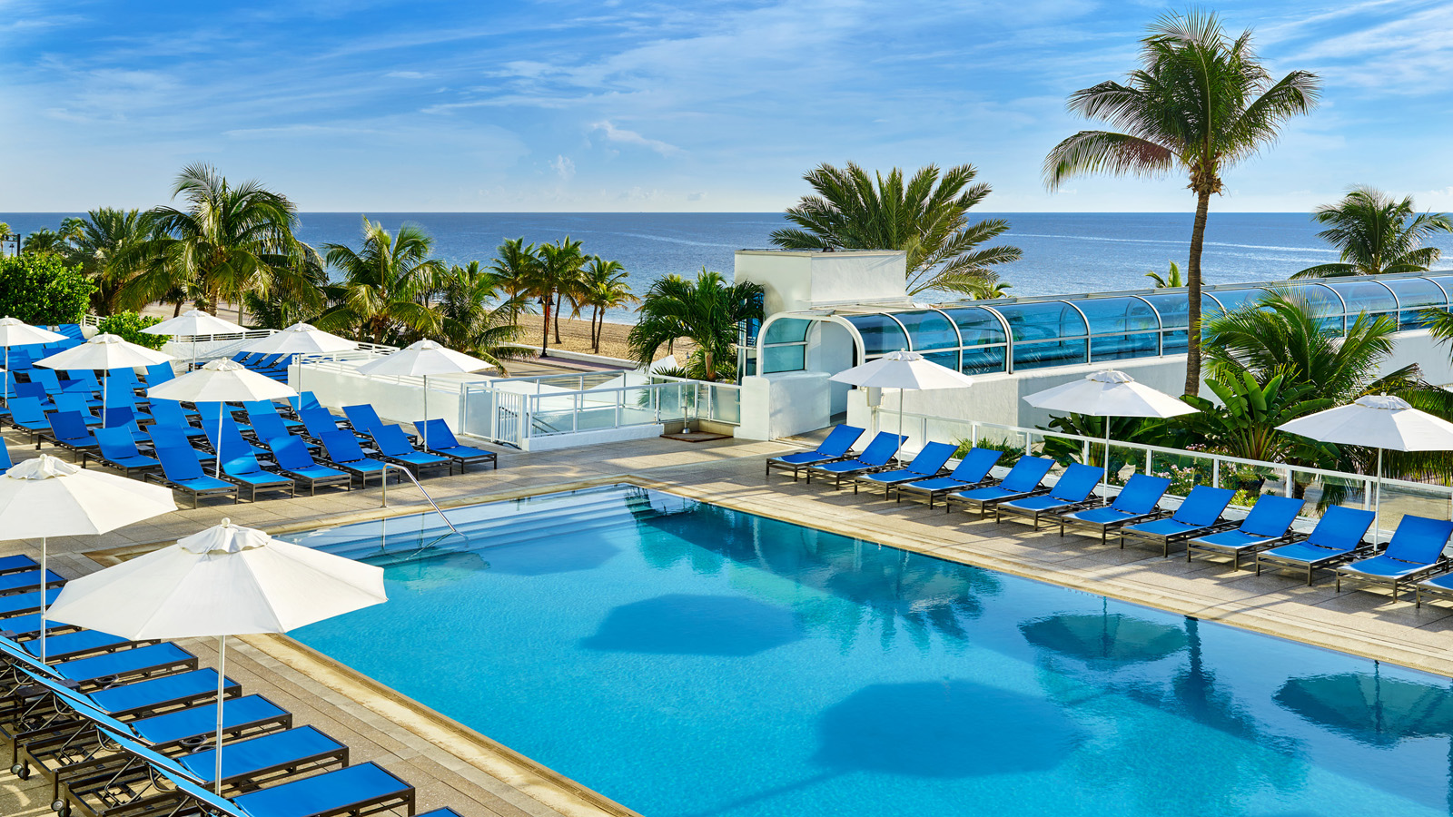 Pool Facilities at The Westin Fort Lauderdale Beach Resort