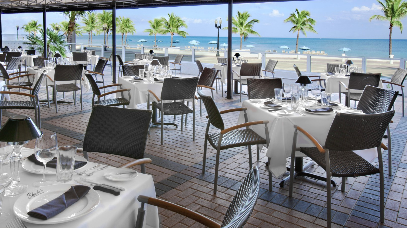 The Westin Fort Lauderdale Beach Resort - American Vintage Restaurant