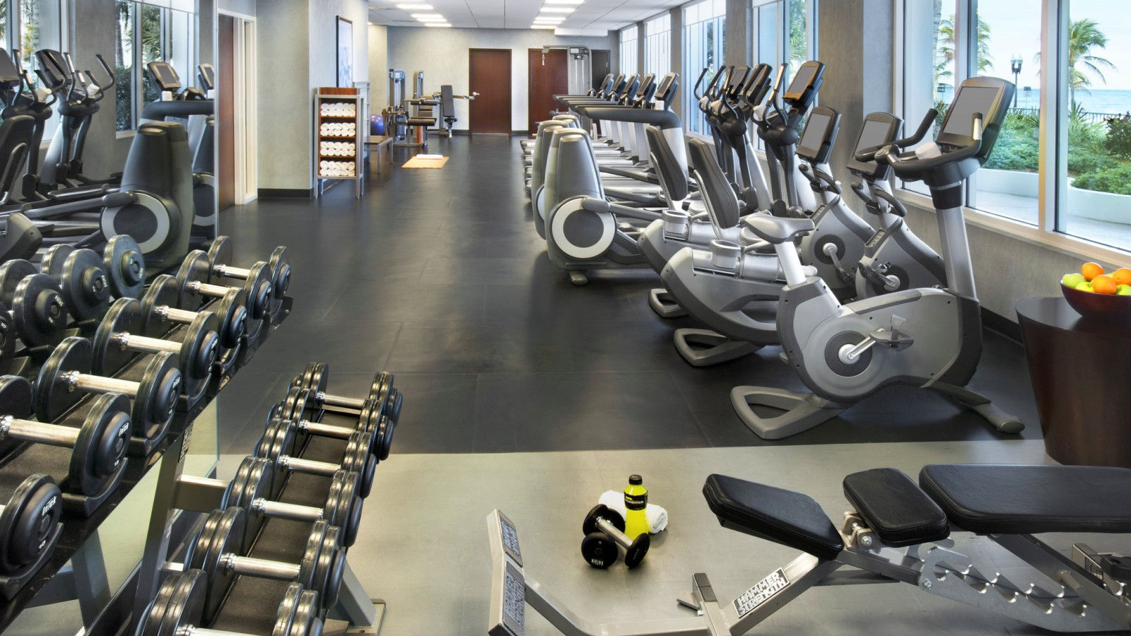 WestinWORKOUT® Fitness Studio at The Westin Fort Lauderdale Beach Resort