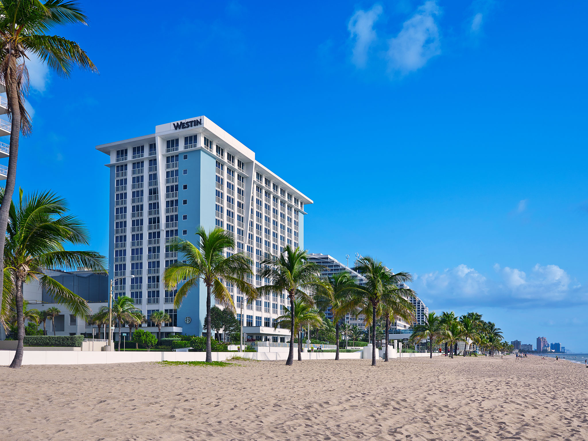 Fort lauderdale hotels the westin fort lauderdale beach resort