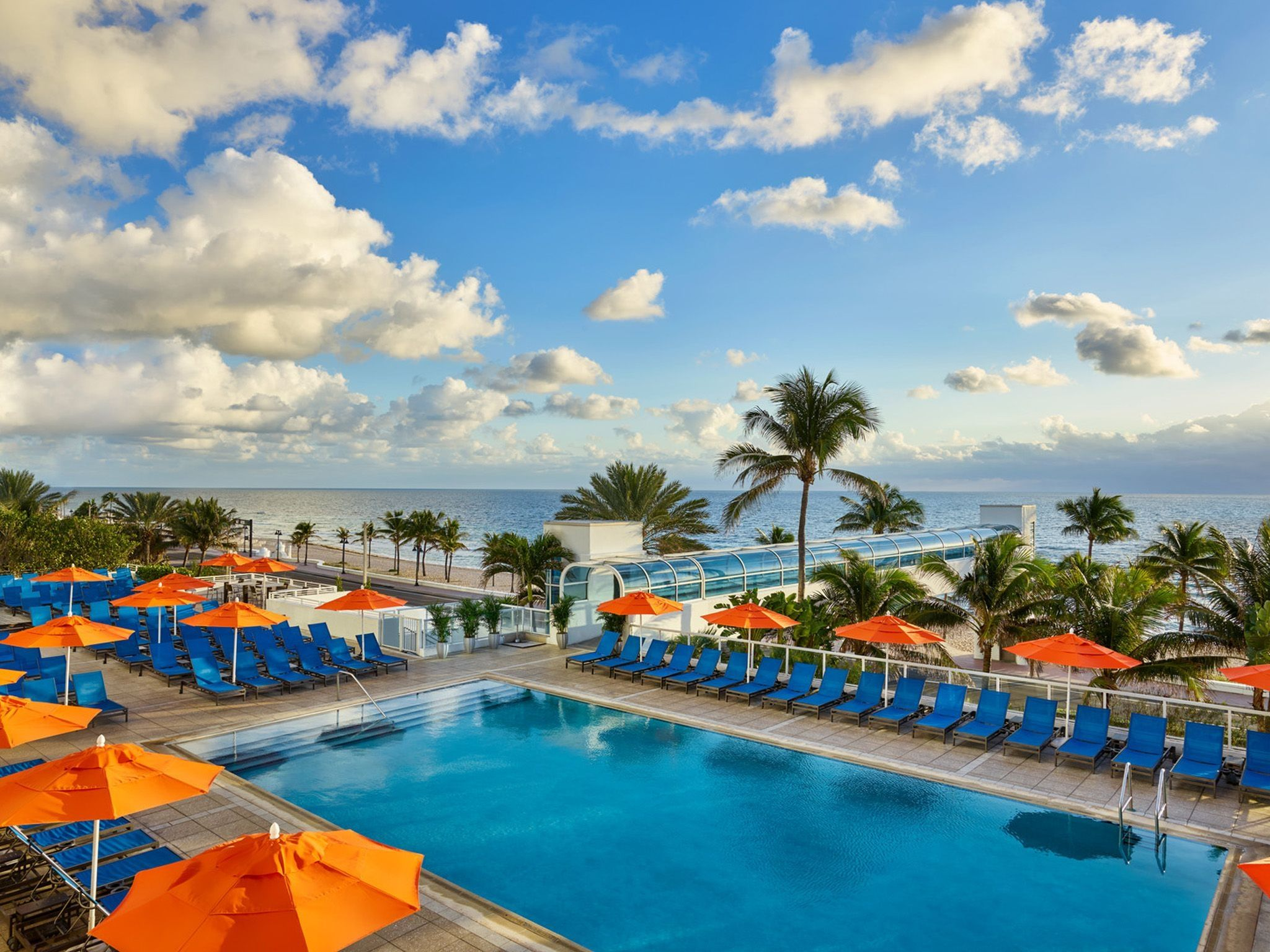 The Westin Fort Lauderdale Beach Resort - Outdoor Heated Pool
