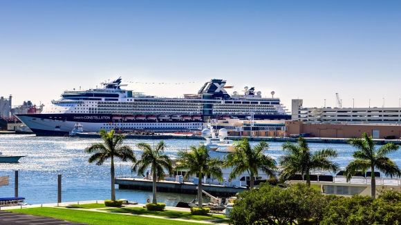 Easy Access From Our Hotel To Port Everglades Cruise Terminal